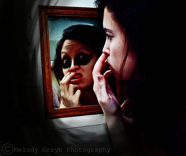 B is for Body dysmorphic disorder | Flickr - Photo Sharing!