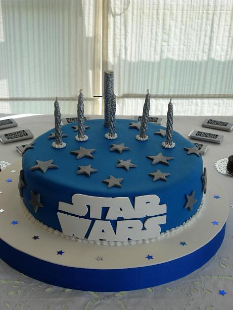Torta Star Wars   Flickr - Photo Sharing!