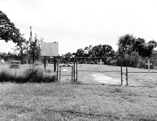 Harrisburg Cemetery, Bowie St., Houston, Texas 0925101449BW | by Patrick Feller