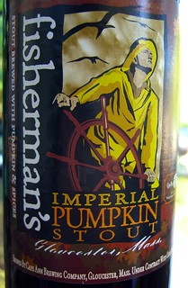Fisherman's Imperial Pumpkin Stout | by walknboston