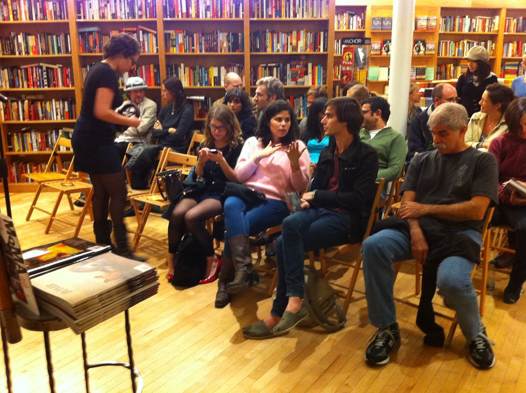 BOMB All Stars Reading at Greenlight Books