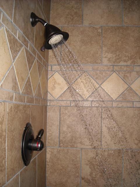 Custom Tiled Shower Flickr Photo Sharing