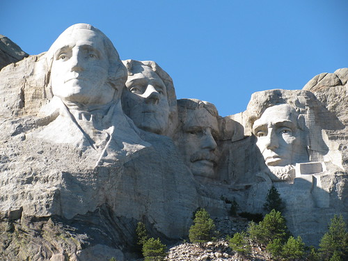 Mount Rushmore | by ConspiracyofHappiness