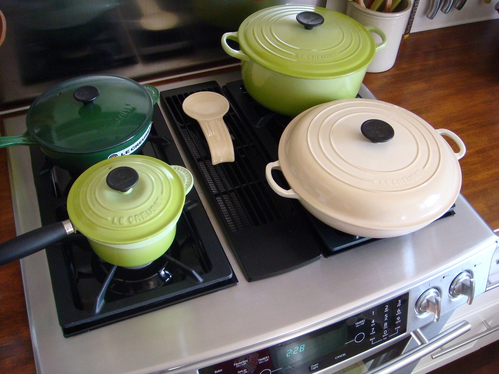 Le Creuset Collection This Is Our Starter Kit Of Le
