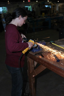 Metalworking for Women | by Artisan's Asylum