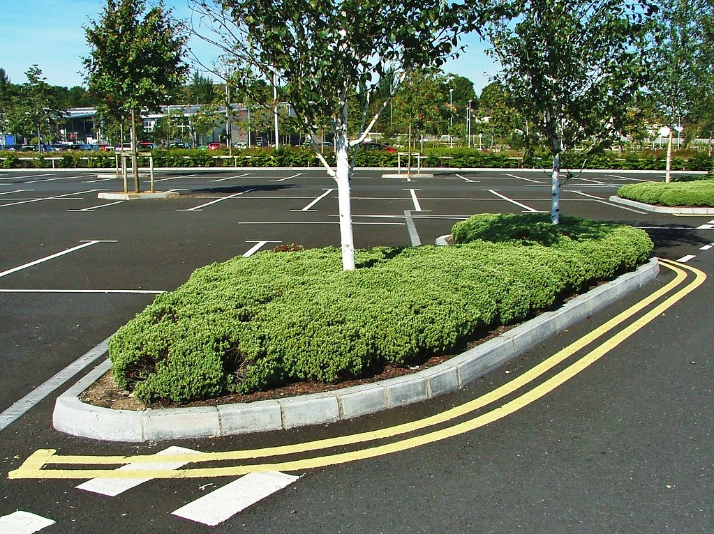 Design Of A Car Park