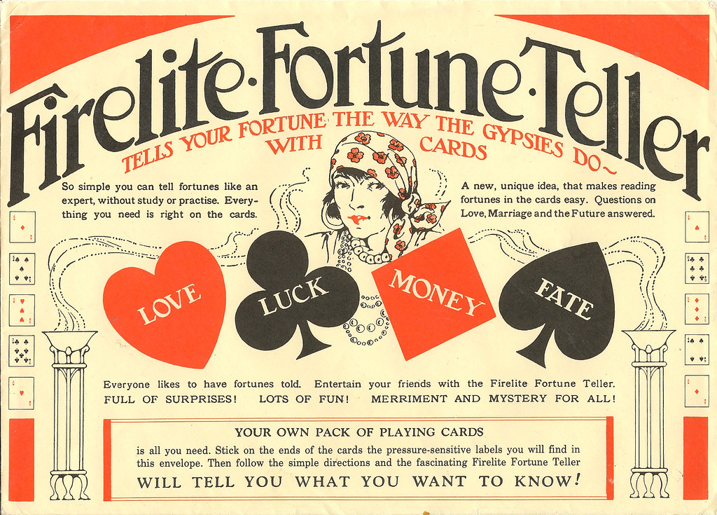 Fortune Teller, Vintage | Shelece | Flickr