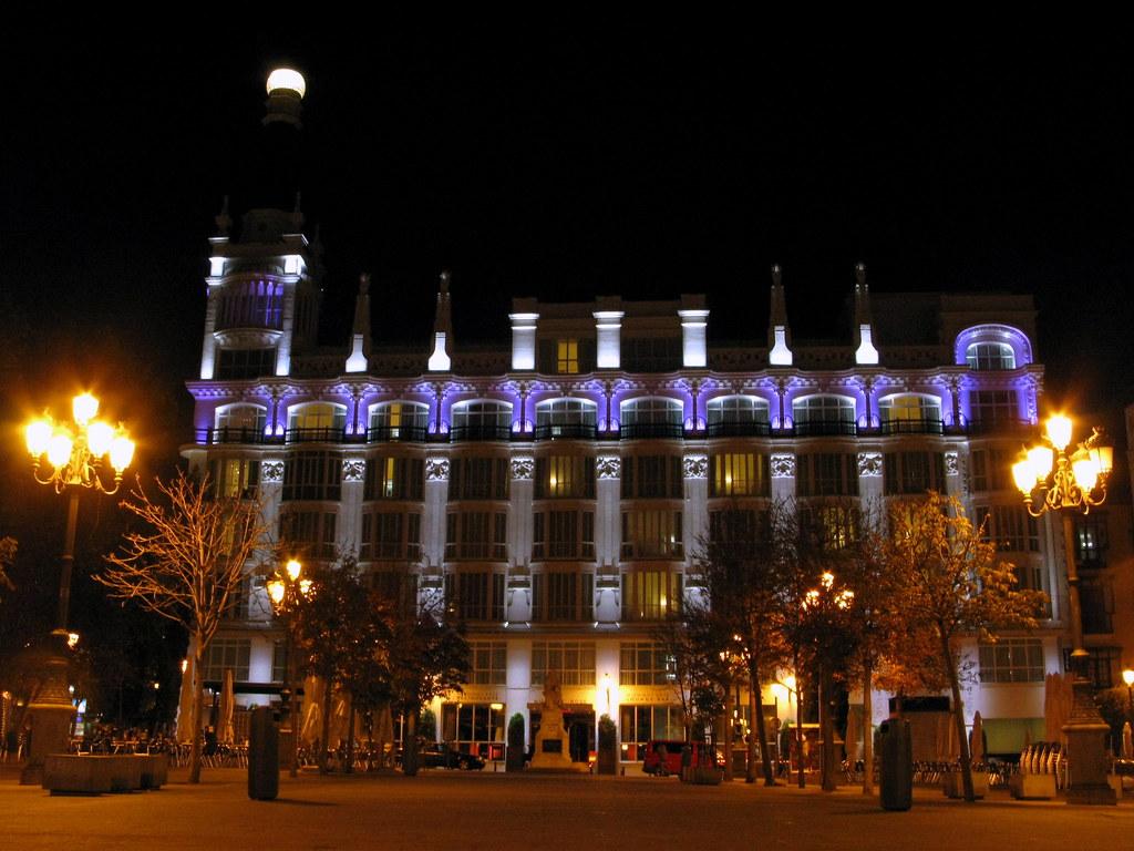 Hotel Reina Victoria Madrid Images