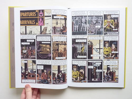 King of the Flies Vol. 2: The Origin of the World by Mezzo & Pirus - pages | by fantagraphics