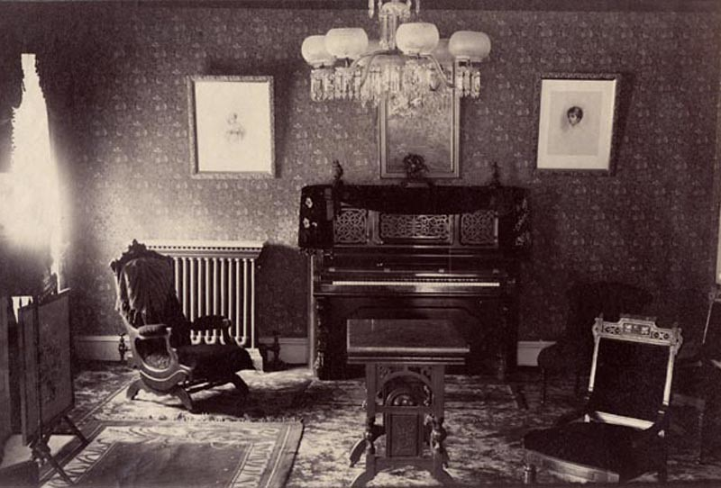 Victorian parlor 1880 39 s gaswizard flickr for Parlor or living room