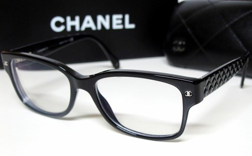 Chanel White Eyeglass Frames : Chanel Glasses Vision got worse :( Went from -1.25&-1.50 ...