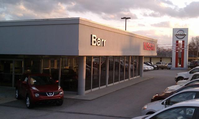 Barr Nissan | Flickr