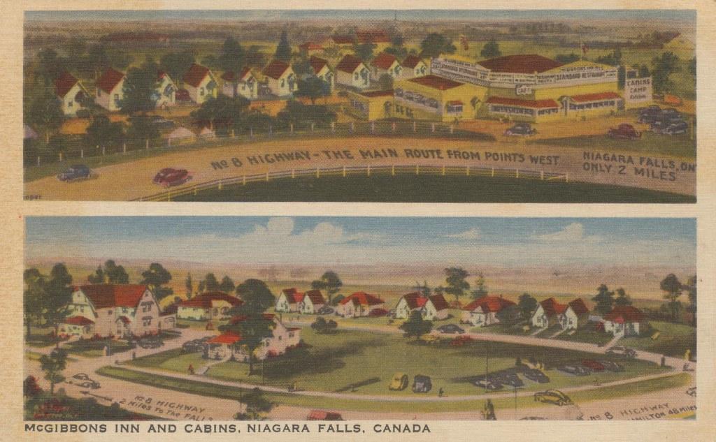McGibbons Inn and Cabins - Niagara Falls, Ontario