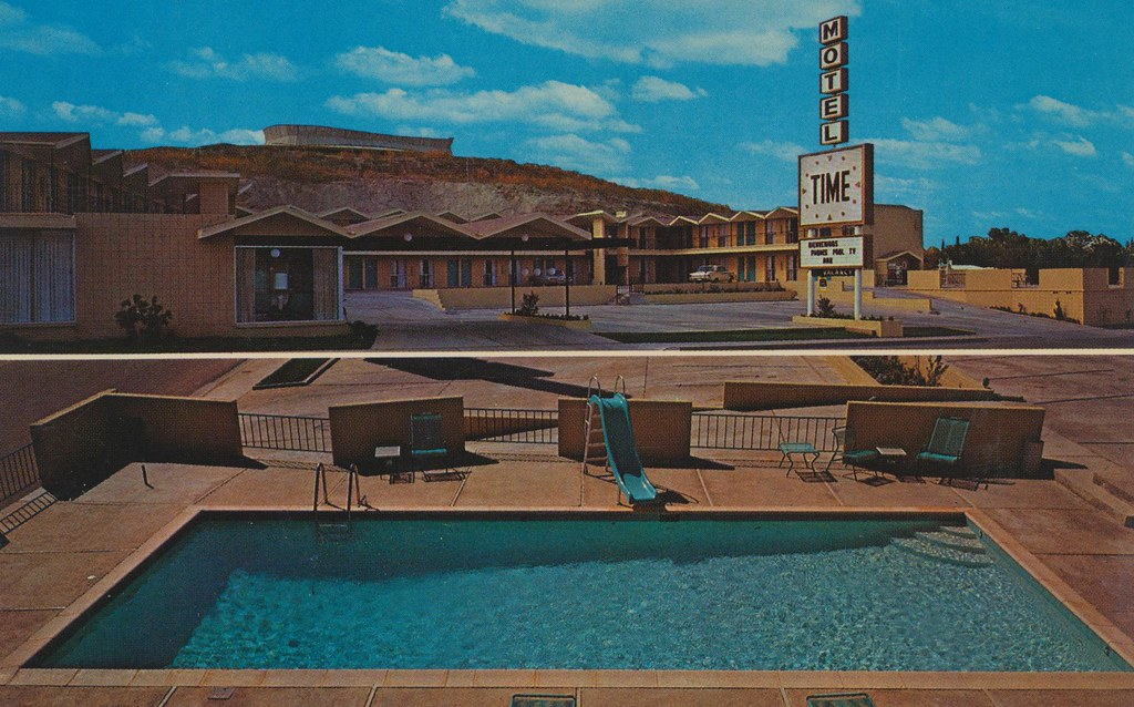 Motel Time - Nogales, Arizona