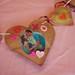 Paper Bag Heart Garland 61