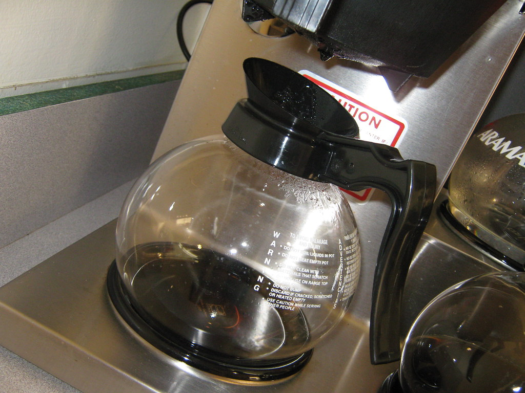 B D Coffee Maker With Carafe Programmable Instruction Manual