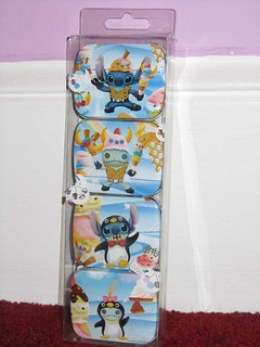 Hong Kong Disney Stitch metal boxes | by tikistitch