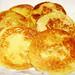 Mia's hoddeok (sweet pancake with brown sugar syrup filling)