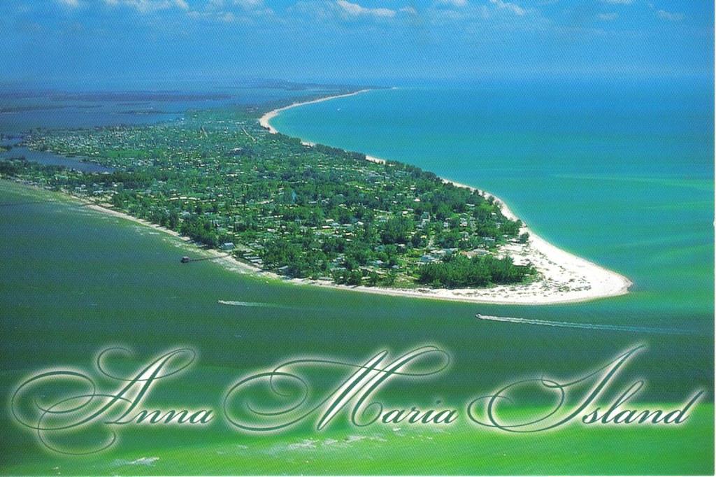 Where Is Anna Maria Island In Fl