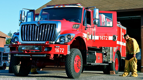 how to get a job with cal fire