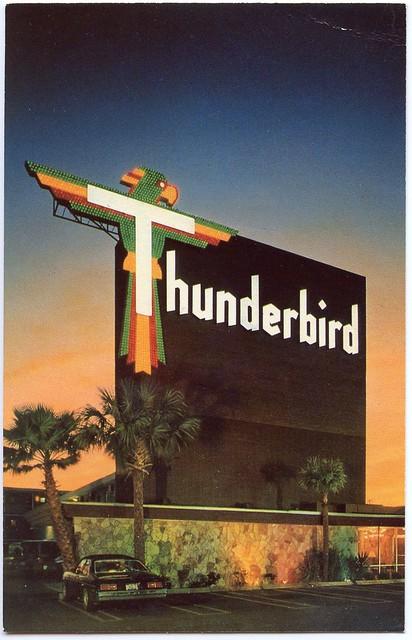 thunderbird beach resort built 1958 flickr photo. Black Bedroom Furniture Sets. Home Design Ideas
