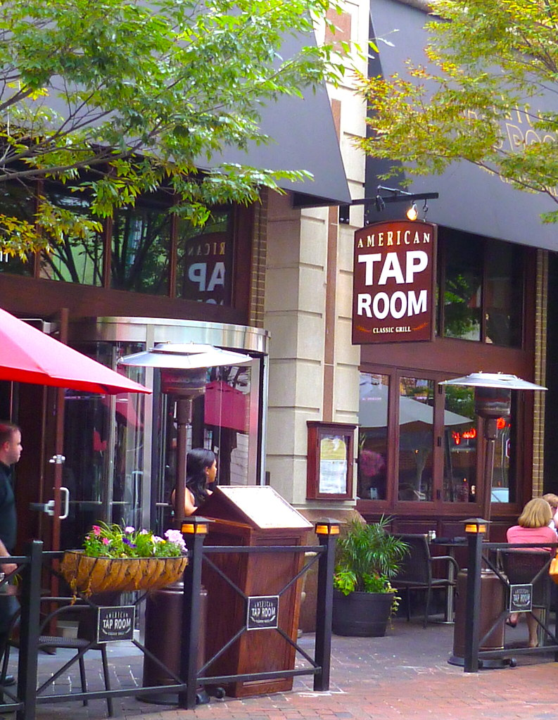 American Tap Room, Reston Town Center | 1811 Library Street … | Flickr