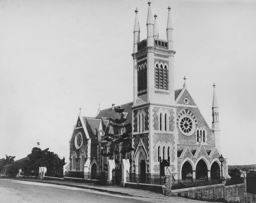 Second wickham terrace presbyterian church in brisbane 18 for Queensland terrace state library