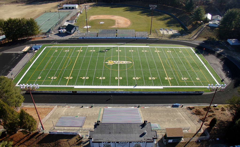 A C Reynolds High School Turf Gameday Grass Xpe Location Flickr