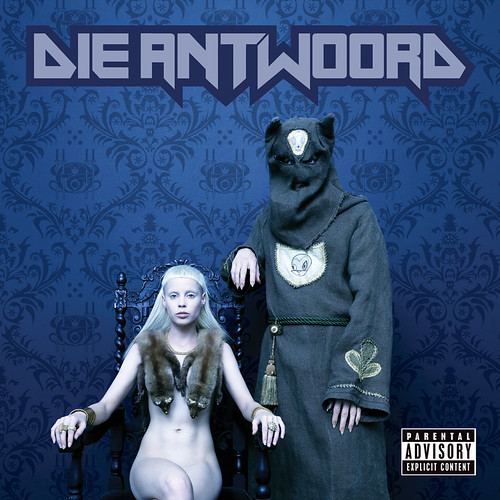 Die Antwoord - $O$ | by seanbonner