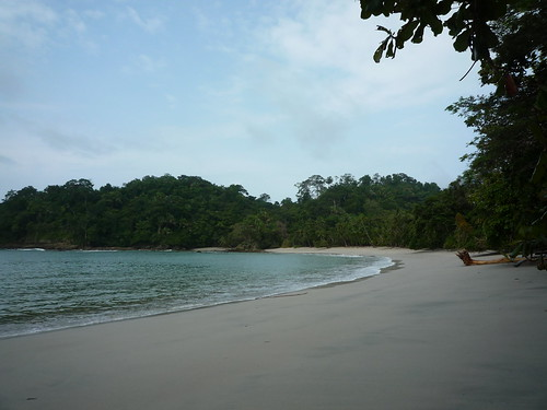 Strand im Manuel Antonio NP | by frischifresh