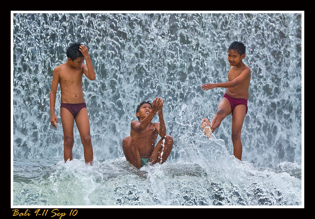 Naked boys of indonesia