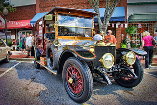 1913 Rolls Royce Silver Ghost | by Greg Foster Photography