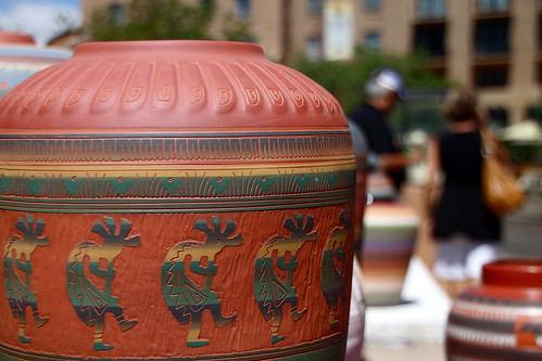 Santa Fe summer markets