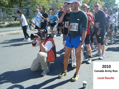Canada Army Run 2010: local results and photos (part B) | by ianhun2009