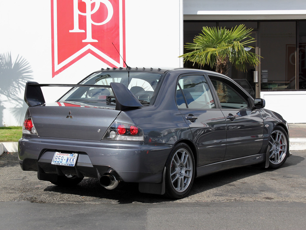 ... 2006 Mitsubishi Lancer Evolution IX (Evo IX) | By Park Place LTD