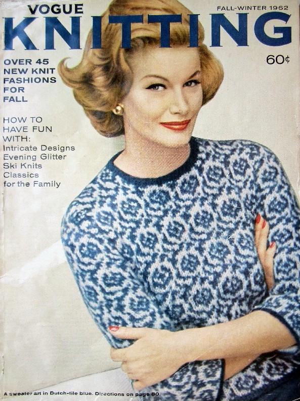 Knitting Vogue Free : Vogue knitting fall winter magazine