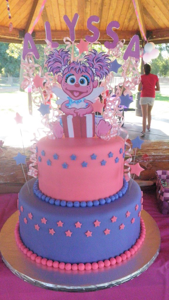 Abby Cadabby Birthday Cake Ideas