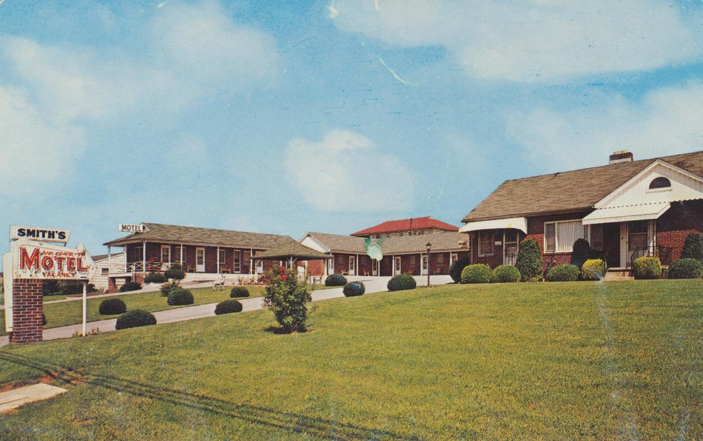 Smith's Motel - York, Pennsylvania