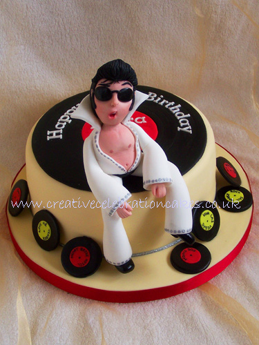 Elvis Cake This Cake Is Basically A Copy Of This Elvis