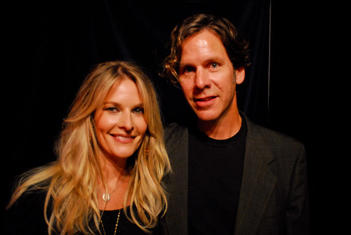 elizabeth cook and tim carroll photo by matthew thompson