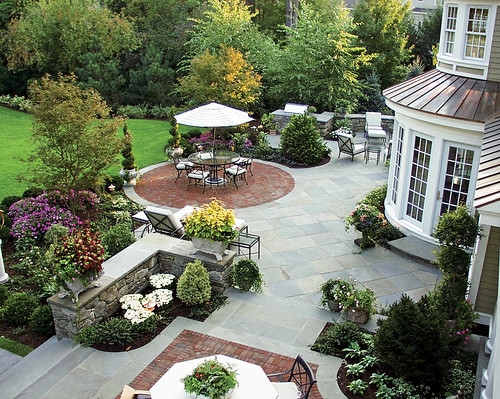 Landscape by sudbury design group boston design guide for Landscape design guide