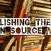 Fund-raising and self-publishing (the open source way), Part one