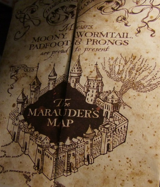Messrs. Moony, Wormtail, Padfoot & Prongs | Flickr - Photo ...