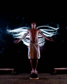 Angel shining bright | by It's life Jim....