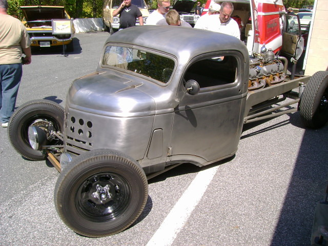 1946 Chevy Hot Rod Truck The Cab Is From A 2 1 2 Ton Coe
