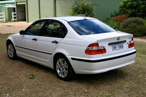 BMW 318i Executive Tim Moreillon Flickr