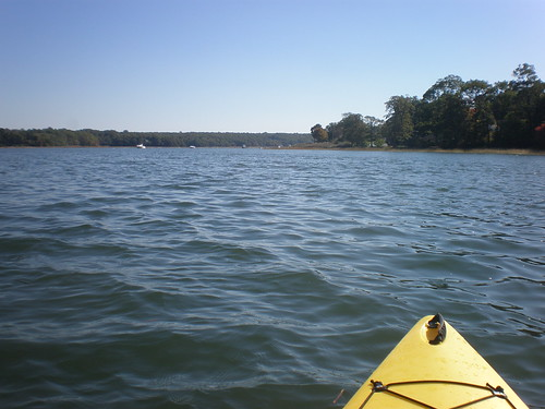 Kayaking the Nissequogue | by sparkylu25