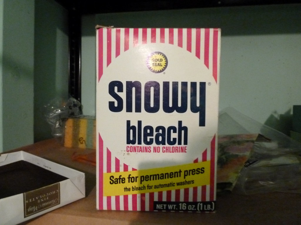 Snowy Bleach On Let S Make A Deal Contestants Sometimes