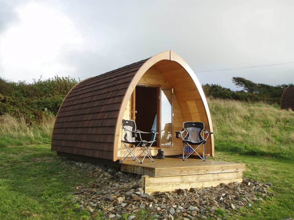 Camping Pod Camping Pods All The Fun Of Camping