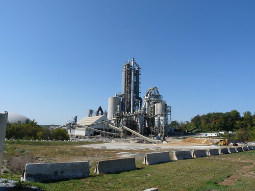 Lehigh Cement Plants : P lehigh cement plant in union bridge md this